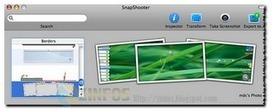 Vendredi MAC - SnapShooter - des captures d'écran avec cadres | le foyer de Ticeman | Scoop.it