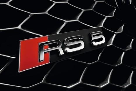 Audi RS5 : du V8 au V6 ? | Auto , mécaniques et sport automobiles | Scoop.it