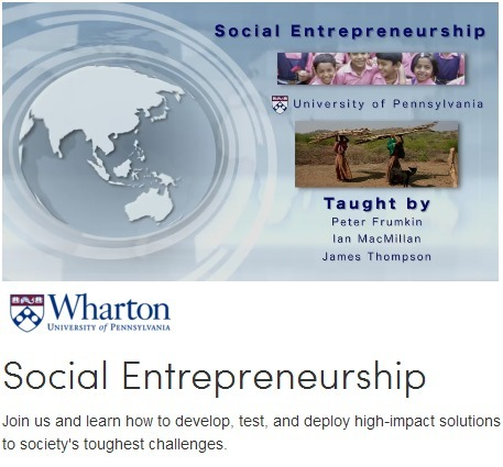 Social Entrepreneurship free course | Sep 8th 2014 | Coursera.org | Startup & Innovation | Scoop.it