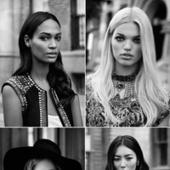 Las 4 New Icons: Daphne Groeneveld, Joan Smalls, Lindsey Wixson y Liu Wen   FASHION   Scoop.it