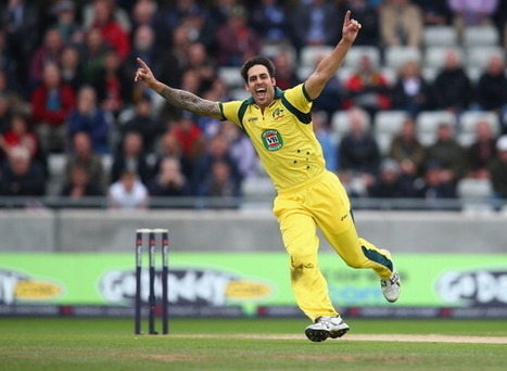 Mitchell Johnson Happy  this season With Kings XI Punjab | INFORMALSPORTS | Scoop.it