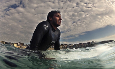 Bondi fitness scheme turns the tide on treating mental illness | Social Work | Scoop.it