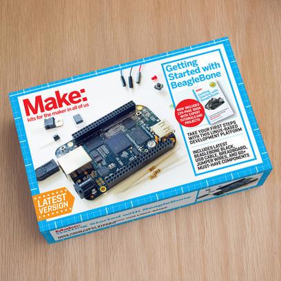 Make: Getting Started with the BeagleBone Black Kit - Version 2 | Raspberry Pi | Scoop.it