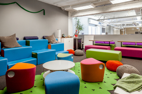 3 Design Ideas To Stimulate Creativity In Office | Office Cubicles Tips | Scoop.it