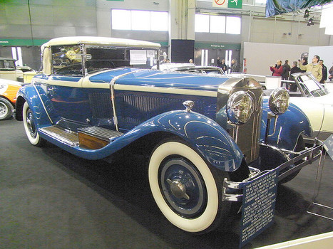 Isotta Fraschini tipo8A Castagna Roadster (1929)   Voitures anciennes - Classic cars - Concept cars   Scoop.it