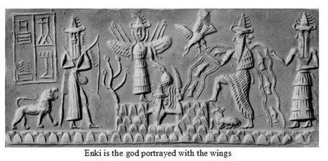 14 Tablets of Enki | promienie | Scoop.it