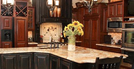Custom Kitchen Islands Peninsulas Countertops Phoenix Remodeling Contractor | Bathroom Remodeling Designs and Ideas | Scoop.it