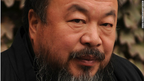 China's Ai Weiwei blacked out after self-surveillance experiment | Technoculture | Scoop.it