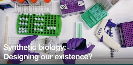 Synthetic biology: Designing our existence? | Futurewaves | Scoop.it