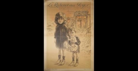 Collection privée : les enfants dans les affiches de la Grande Guerre   actualités HG   Scoop.it