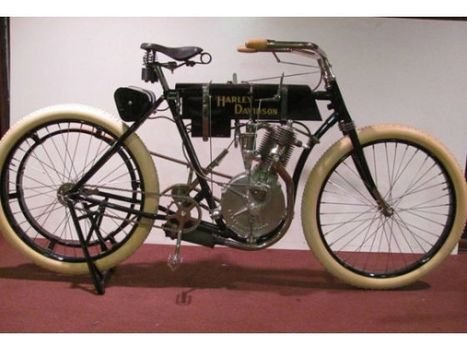 Check out these vintage motorcycles | Vintage Whatever | Scoop.it