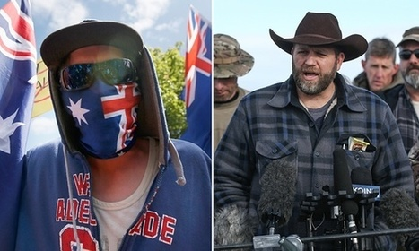 From Oregon to Australia: the unifying force of far-right resentment | Jason Wilson | Citizenship Education in Schools and Communities | Scoop.it