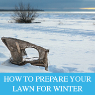 How to Prepare Your Lawn for Winter - Design Furnishings   Outdoor Furnishings   Scoop.it