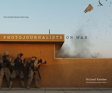 "must-read: ""photojournalists on war: untold stories from iraq"" - NOOR 
