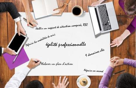 Égalité professionnelle : les outils   Agence nationale pour l'amélioration des conditions de travail (Anact)   Promotion de la santé au travail   Scoop.it