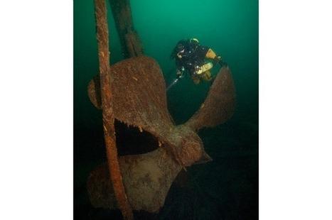 Divers explore national parks' underwater treas... | DiverSync | Scoop.it