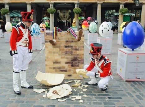 Humpty Dumpty Fairy-Tale Comes to Life in London - My Modern Metropolis | Le It e Amo ✪ | Scoop.it