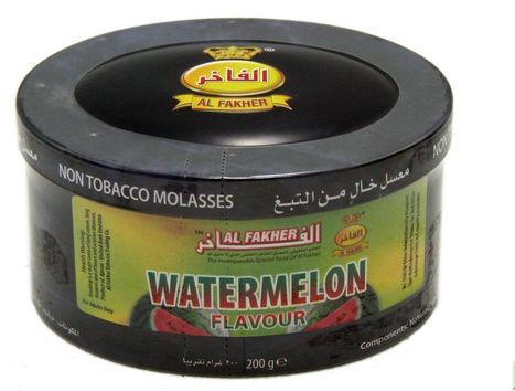 AL FAKHER Herbal 200g Watermelon Flavour for HOOKAH SHISHA Non Tobacco Molasses - Tabac POUR Chicha Narguilé   Chicha Nakhla   Scoop.it