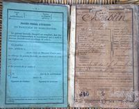 The French Genealogy Blog: A French Family's Old Documents | Ta famille ou la mienne ? | Scoop.it