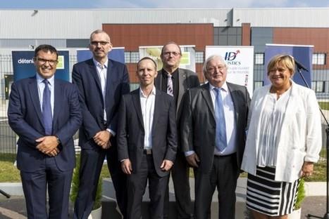 ID Logistics et Goodman réunis autour de la plateforme Cdiscount de Saint-Mard (77)   Immobilier logistique ou innovant   Scoop.it