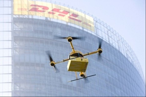 Amazon And Google Delivery Drones Will Likely Fly In Europe First | Discover Sigalon Valley - Where the Tags are the Topics | Scoop.it