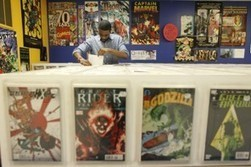 Using comic books (like 'The Avengers') to get kids to read | Education-Caitlin | Scoop.it