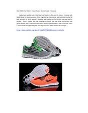 Nike WMNS Free Flyknit | News | Scoop.it