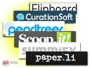 Curación de contenidos - Herramientas | Curación de Contenidos | Scoop.it