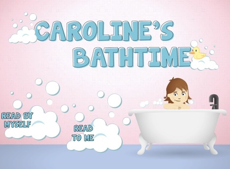 STUDENT RESOURCE: Caroline's Bathtime (interactive e-book) | Primary HSIE Stage 1: SSS1.7 Explains how people and technologies in systems link to provide goods and services to satisfy needs and wants - Personal needs and wants | Scoop.it