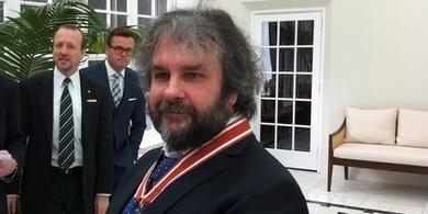 Sir Peter Jackson gets NZ's highest order - New Zealand Herald | 'The Hobbit' Film | Scoop.it