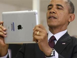 President Obama Shoots Video Using iPad To Show Importance Of Digital Learning | Cult of Mac | Edtech PK-12 | Scoop.it