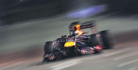 F1 ดึก ซิ่ง สิงคโปร์   sport   Scoop.it