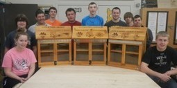 BHS students build, donate Little Free Libraries - Coon Rapids Herald | THE SLAM GUY'S SLAM NEWS | Scoop.it