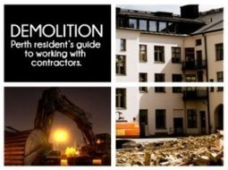 Considerations When Choosing A Demolition Expert In Perth | Home Improvement | Scoop.it