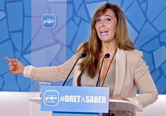 Sánchez Camacho: 'Tengo un fiscal de confianza en lo del Palau. A la Policía no podemos ir' | El diseño de un nuevo estado de Europa | Scoop.it