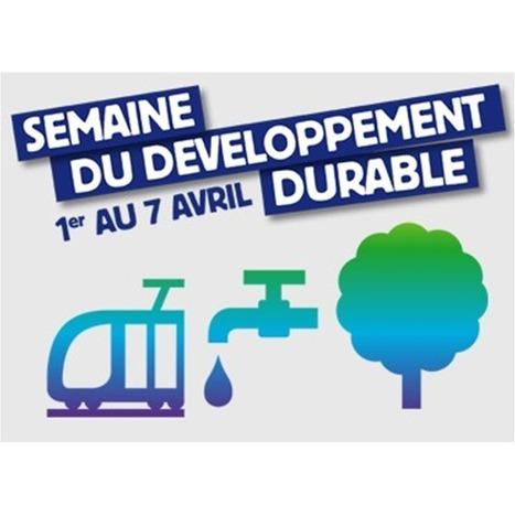 La Semaine du développement durable - 2013 | Le Tourisme d'Affaires | Scoop.it