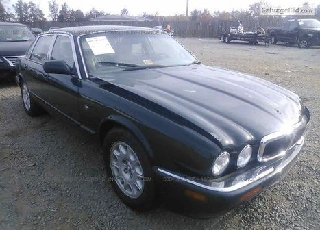 1998 JAGUAR XJ8 | Salvage Auto Auction | Scoop.it