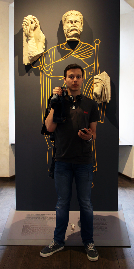 Le wi-fi arrive au musée Saint-Raymond   Musée Saint-Raymond, musée des Antiques de Toulouse   Scoop.it