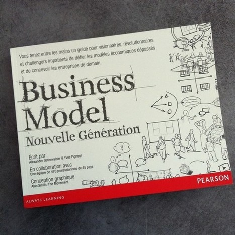 Pensez différemment votre business model | Creative Toolbox | Scoop.it