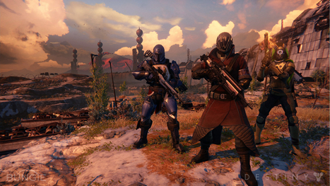 The 10 Biggest, Best-Looking Video Games Of September 2014 - Forbes | Geek and Gamer Stuff | Scoop.it
