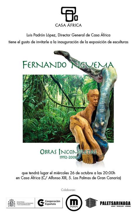 Inauguración exposición de esculturas: Fernando Nguema. | São Tomé e Príncipe | Scoop.it