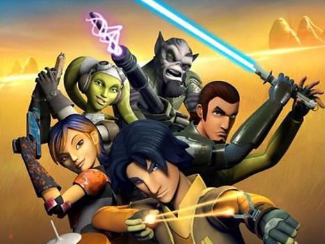 Star Wars Rebels : les sept premières minutes en vidéo | Fredzone | Star Wars | Scoop.it