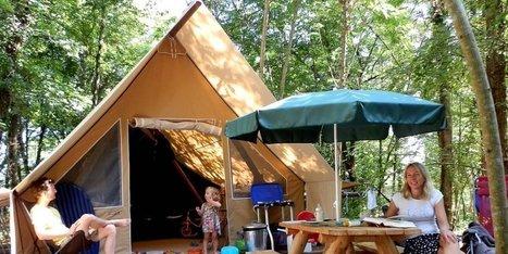 En Dordogne, le camping fait sa pub   Les evolutions de l'offre touristique   Scoop.it
