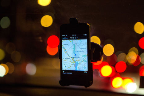 Exclusive: Google Is Developing Its Own Uber Competitor | Tech Habit | Scoop.it