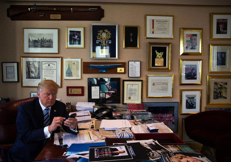 Pithy, Mean and Powerful: How Donald Trump Mastered Twitter for 2016 | Back Chat | Scoop.it