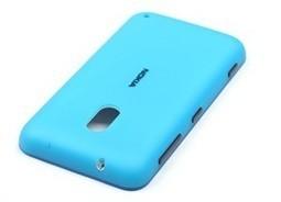 New Genuine Blue Nokia Lumia 620 Back Battery cover Housing Replacement | nokia lumia 820 920 620 battery cover replacement | Scoop.it