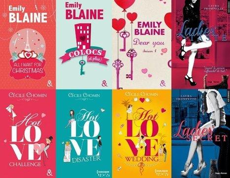 La vie secrète des auteures françaises de romans à l'eau de rose   Emploi Métiers Presse Ecriture Design   Scoop.it