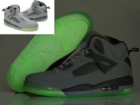 Glow In The Dark Nike Air Jordan 3.5 Grey Shoes | 2012 Fashion Moncler Womens Jackets | Scoop.it