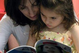 Reading together still important after children start school, expert says | Reading Matters | Scoop.it