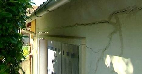 Cusset : une dizaine de maisons fissurées à cause de la sécheresse | Expertise bâtiment | Scoop.it